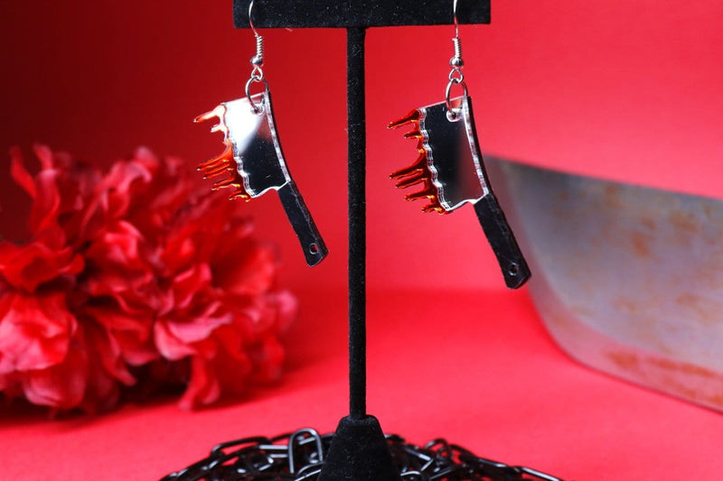 Blood Lust Earrings