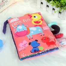 Load image into Gallery viewer, [Ready Stock] Fun Soft Baby Books (5 Different Titles)