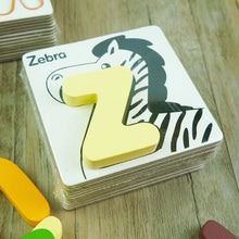 Load image into Gallery viewer, [Ready Stock] Alphabet ABC / Numbers Matching Puzzle