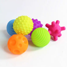 Load image into Gallery viewer, [Ready Stock] Montessori Sensory Textured Balls