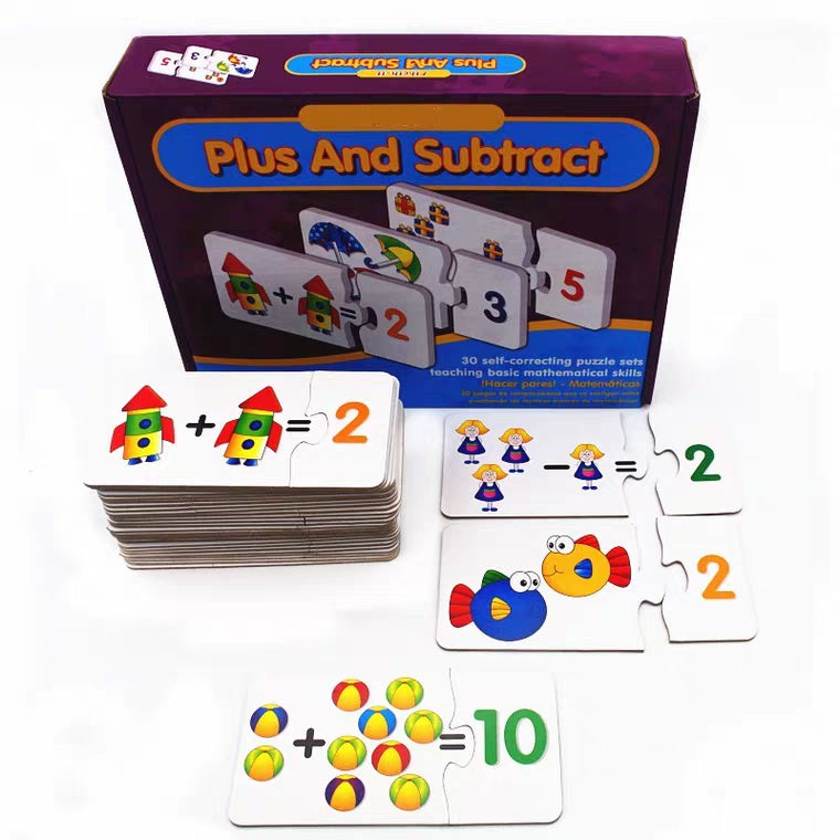 Teaching Addition and Subtraction