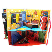 Load image into Gallery viewer, Pop Up & Play Book - Maisy's House And Garden