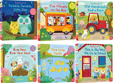 Load image into Gallery viewer, Sing Along With Me Nursery Rhymes Books (Set of 6)