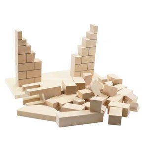 Roman Arch Montessori Building Blocks