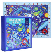 Load image into Gallery viewer, Detective In Space Puzzle