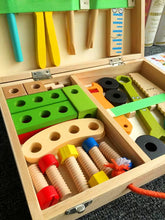 Load image into Gallery viewer, [Ready Stock] Pretend Play Construction Tool Kit
