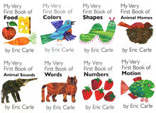 Load image into Gallery viewer, Eric Carle My Very First Library Set C (Set of 8)