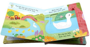 Sing Along With Me Nursery Rhymes Books (Set of 6)