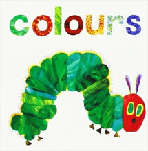 Load image into Gallery viewer, The Little Hungry Caterpillar Learning Library Books (Set of 4)