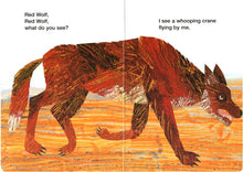 Load image into Gallery viewer, Eric Carle Baby Bear What Do You Hear Board Books Set A (Set of 3)