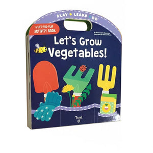 Play-Learn-Do Series - Let's Grow Vegetables