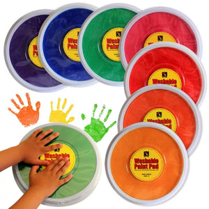 [Ready Stock] Washable Paint Pad (Single Colour)