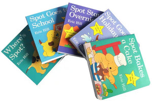Spot's Library Of Fun (Series of 5 Books)