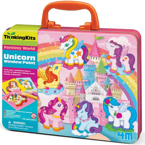 [Ready Stock] Unicorn Window Paint