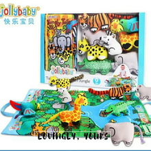 Load image into Gallery viewer, Farm Animal / Jungle / Rainforest / Dino Playmat