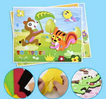 Load image into Gallery viewer, [Ready Stock] DIY Stick On Puzzle Set