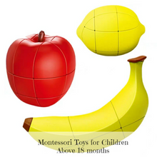 Load image into Gallery viewer, [Ready Stock] Montessori Fruit Puzzles
