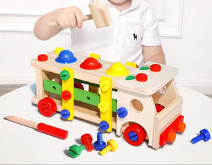 Pretend Play Constuction Tool Set