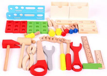 Load image into Gallery viewer, [Ready Stock] Pretend Play Tool Construction Set