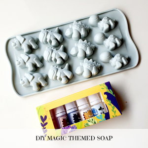 [Ready Stock] DIY Themed Magic Soap (6 Different Themes)