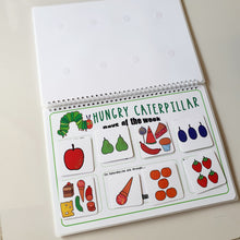 Load image into Gallery viewer, [Ready Stock] The Hungry Caterpillar Quiet Book