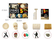 Load image into Gallery viewer, Mining Kit - Pirate Treasure Dig