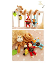Load image into Gallery viewer, [Ready Stock] Baby Cot / Trolley Spiral Toy (3 Different Designs)