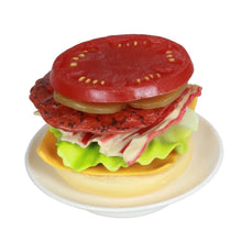 Load image into Gallery viewer, Stacking Burger Set