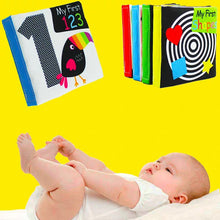 Load image into Gallery viewer, [Ready Stock] Baby My First Soft Books