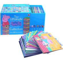Load image into Gallery viewer, The Ultimate Peppa Pig Collection (Set of 50 Books)