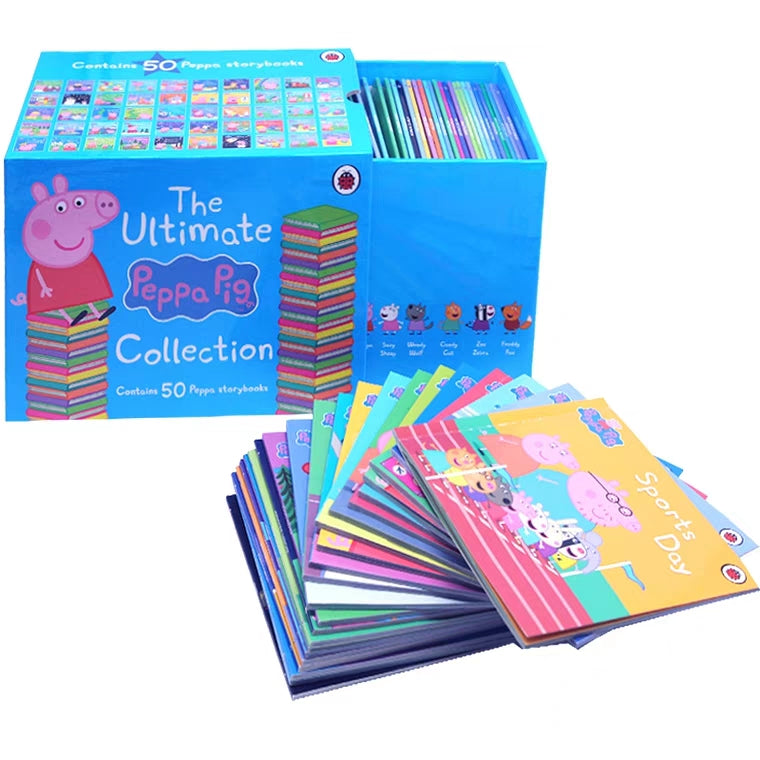 The Ultimate Peppa Pig Collection (Set of 50 Books)