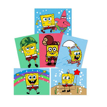 Load image into Gallery viewer, [Ready Stock] Sand Art - Spongebob Square Pants