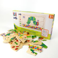 Load image into Gallery viewer, [Ready Stock] The Very Hungry Caterpillar Jigsaw Layered Puzzle