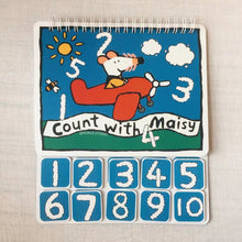 Load image into Gallery viewer, [Ready Stock] Count with Maisy - Learning 1-10 (10 pages)