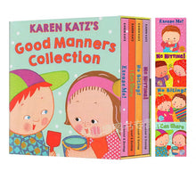 Load image into Gallery viewer, Good Manners Collection By Karen Katz