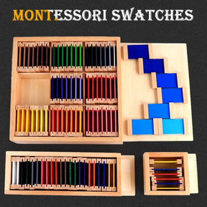 Montessori Colour Tablets