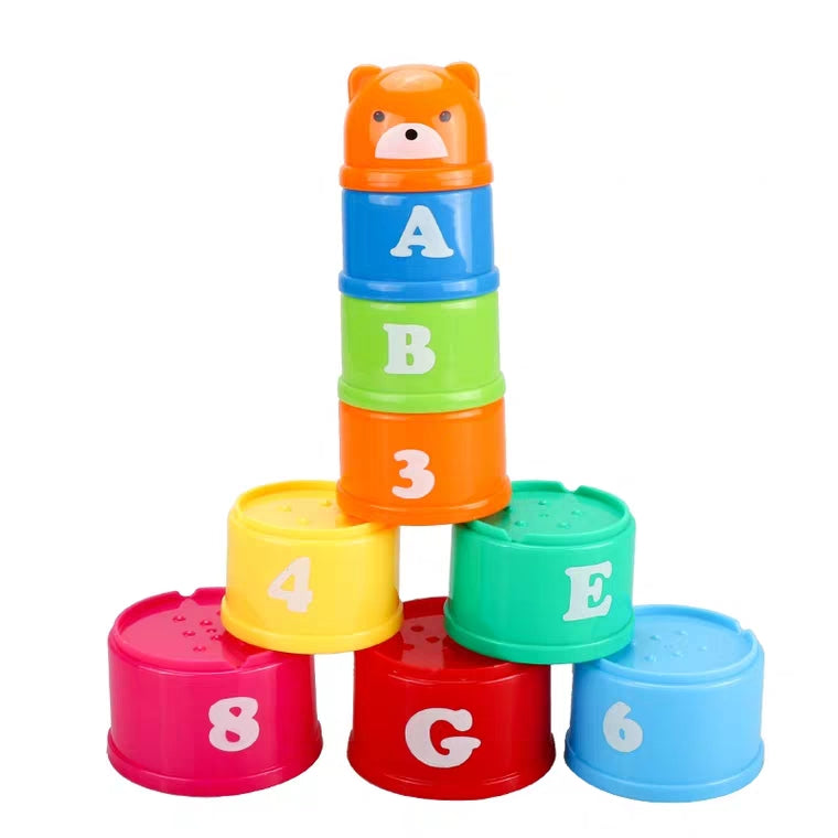 Stacking Cup Toy
