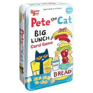 Pete The Cat Big Lunch Card Game
