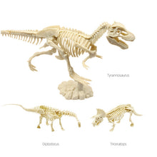 Load image into Gallery viewer, [Ready Stock] DIY Glow In The Dark Dino Kit II