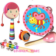 Load image into Gallery viewer, [Ready Stock] Musical Set (For Girls & Boys)
