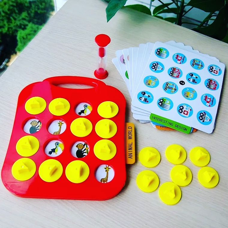 Memory Game Puzzle