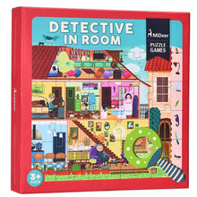 Load image into Gallery viewer, Detective In Room Puzzle