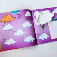 Load image into Gallery viewer, [Ready Stock] Draw With Me Books (Dino/Ocean/Farm/Wild Animals)