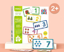 Load image into Gallery viewer, [Ready Stock] The World Of Eric Carle Match & Count Puzzle