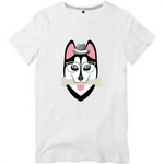 T-shirt Husky Mr Bone - Husky Câlin