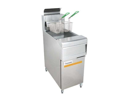 Frymaster MJ150 Gas Fryer - (1) 50 lb Vat, Natural Gas