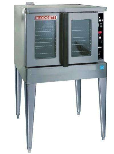 Blodgett DFG-100 Single Full Size Natural Gas Convection Oven - 55,000 BTU