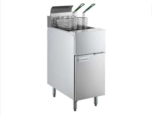 Frymaster GF14 Gas Fryer - (1) 40 lb Vat, Natural Gas
