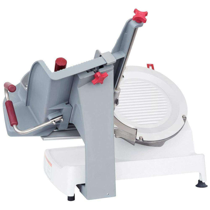 "Berkel X13-PLUS Premier Manual Food Slicer w/ Gravity Feed & 13"" Diameter, Stainless Knife, 120v"