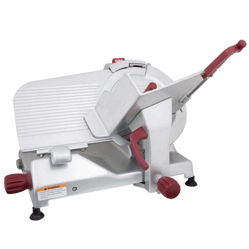 "Berkel 829A-PLUS 14"" Round Manual Slicer w/ Angled Gravity Feed & Gauge Plate Interlock, 115v"